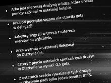 Trudna misja Stomilu – do Olsztyna przyjedzie Arka Gdynia!