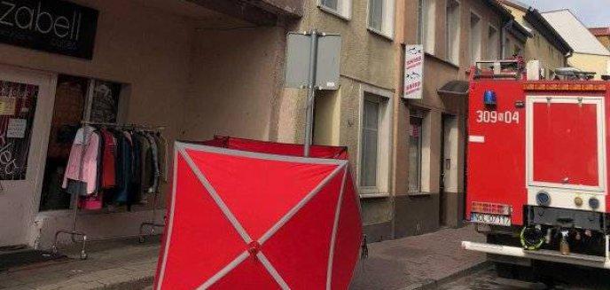 Artykuł: Tragedia w Barczewie. W pożarze mieszkania przy Mickiewicza zginęła kobieta