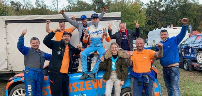 Artykuł: Rallycross. Zbigniew Staniszewski mistrzem Europy strefy centralnej!