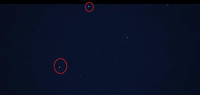 Artykuł: Nad Polską latają satelity SpaceX. Niezwykłe widowisko można zobaczyć także w Olsztynie [WIDEO]