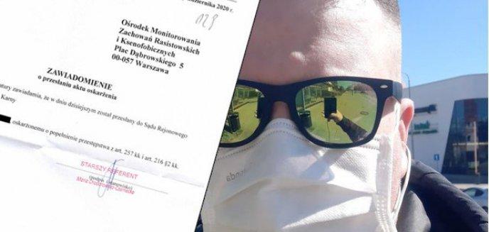 Artykuł: ''J***ć Ukraińskie k***y''. Olsztyński szowinista obrażał Ukraińców na Facebooku