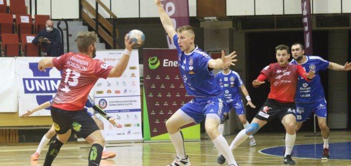Artykuł: Piłka ręczna. Warmia Energa wydziera zwycięstwo zespołowi z Koszalina [ZDJĘCIA]