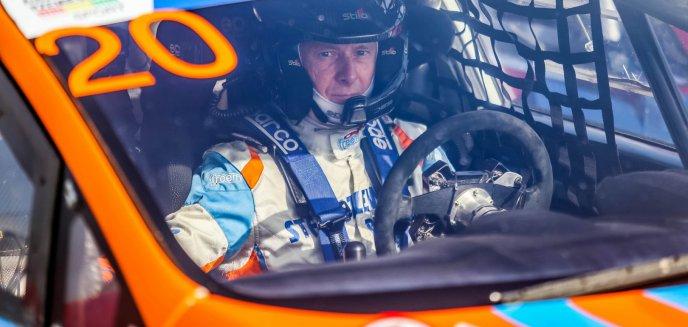 Olsztyński kierowca Zbigniew Staniszewski mistrzem Polski w klasyfikacji supercars w rallycrossie!