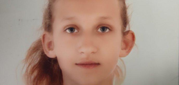 Zaginęła 12-letnia Paulina Malinoś z Olsztyna [AKTUALIZACJA]