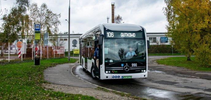 Artykuł: Autobus elektryczny wyjechał na ulice Olsztyna. Jak się prezentuje? [ZDJĘCIA]