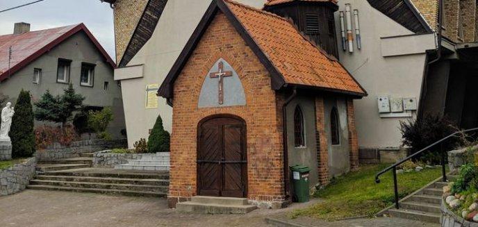Artykuł: Kolejne miejsca kultu religijnego w Olsztynie zdewastowane poprzez graffiti aborcyjne [ZDJĘCIA]