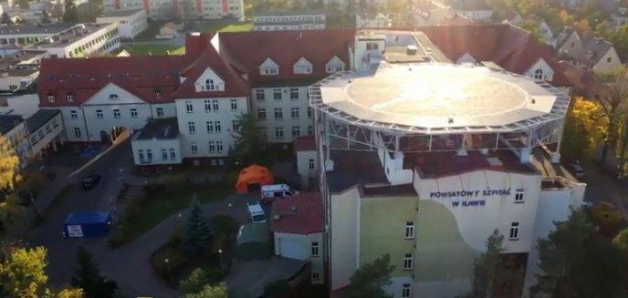 Artykuł: Koronawirus. Wojewoda Artur Chojecki nakazał przeprowadzić kontrolę w szpitalu w Iławie