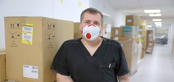 Artykuł: Koronawirus. Szpitale tymczasowe w Nidzicy i Szczytnie otrzymały respiratory. Kiedy zaczną działać? [ZDJĘCIA]