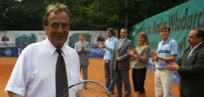 Artykuł: Zmarł Wojciech Włodarczyk. Jeden z prekursorów tenisa na Warmii i Mazurach [WSPOMNIENIE]