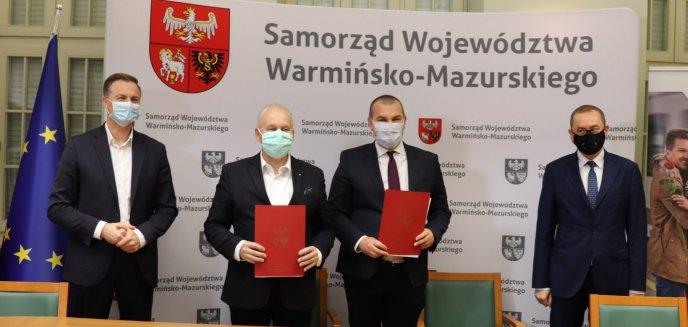 Artykuł: Kolejarze z Warmii i Mazur utrzymają dotychczasowy tabor przez 6 lat za kwotę 414 mln zł
