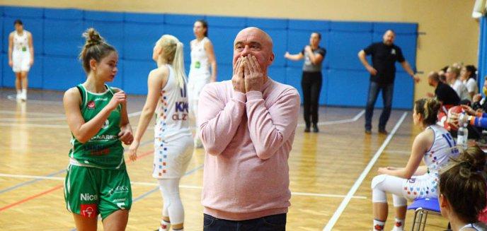 Artykuł: KKS Olsztyn. Nie wygrały, bo nie trafiały do koszy