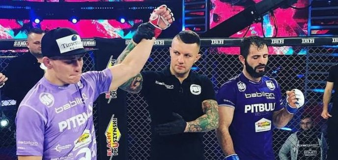 Artykuł: Zmienne szczęście zawodników Arrachionu Olsztyn podczas weekendowych gal MMA [SKRÓTY WIDEO]