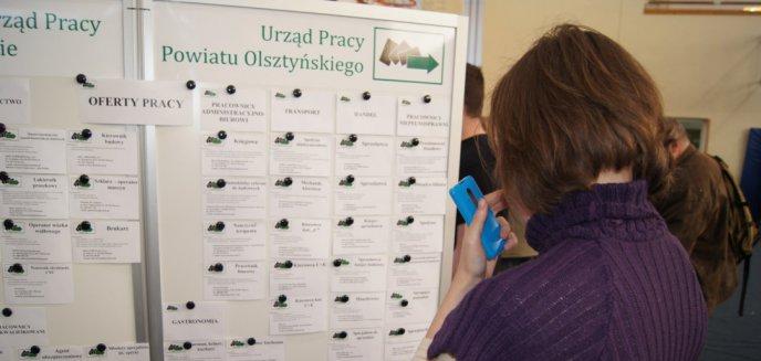 Artykuł: Bezrobocie w Olsztynie zmniejszyło się, ale będą zwolnienia grupowe