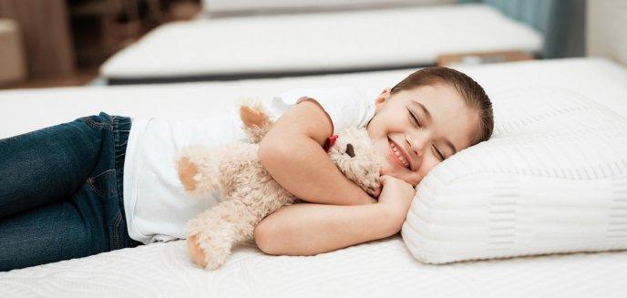 Artykuł: Jak dobrać bezpieczny i wygodny materac dla dziecka?