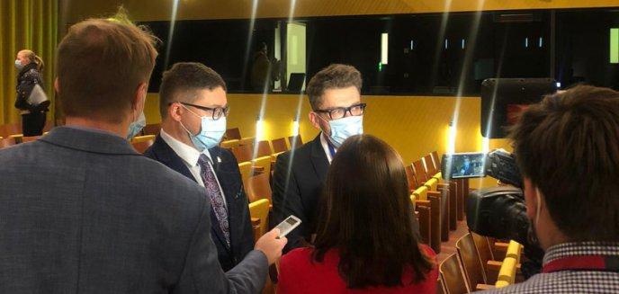 Olsztyński sędzia na rozprawie przed TSUE w Luksemburgu