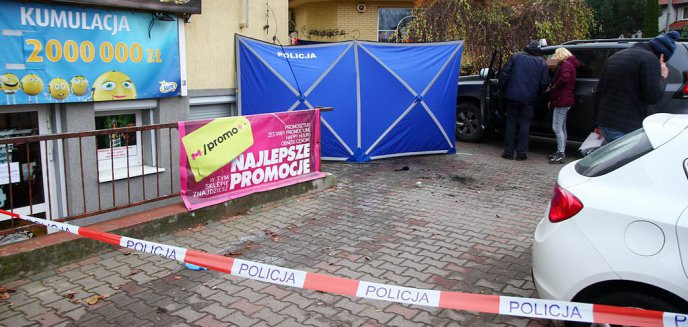 Artykuł: Tragedia na ulicy Gałczyńskiego w Olsztynie. Podpalił się 44-letni mężczyzna [ZDJĘCIA]
