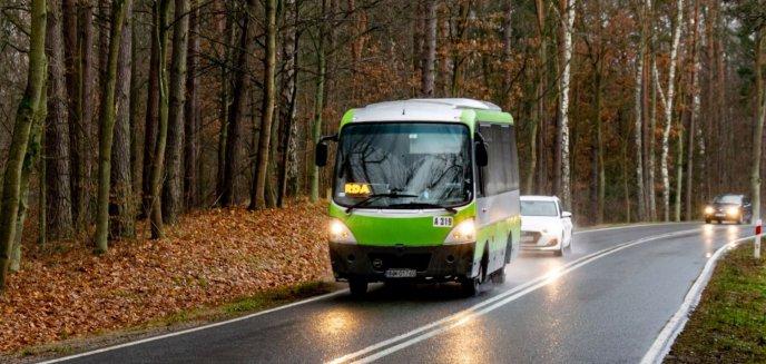 Artykuł: Od stycznia w powiecie ruszą dwie nowe linie autobusowe. Mieszkańcy dojadą m.in. do Dobrego Miasta