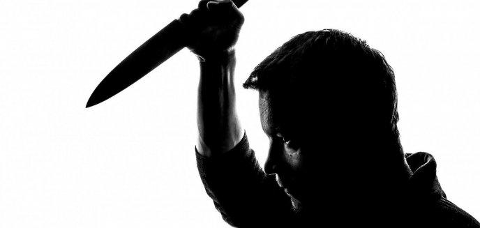 Artykuł: 27-latek z Olsztyna z zazdrości o konkubinę zaatakował rywala nożem