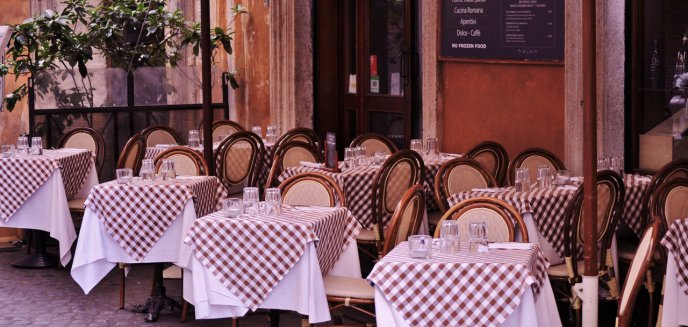 Artykuł: Jeśli kulinarna uczta, to tylko we Włoszech!