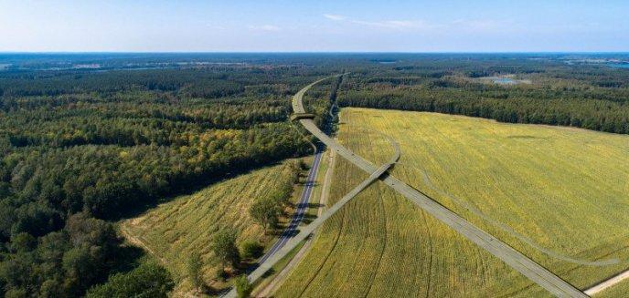Artykuł: Droga ekspresowa S16 przez Mazury coraz bliżej [MAPA]