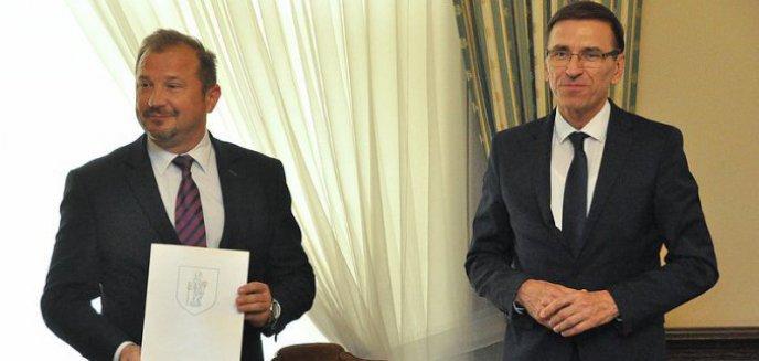 Artykuł: Prezydent i wiceprezydent Olsztyna z Covid-19. Kto teraz zarządza miastem?
