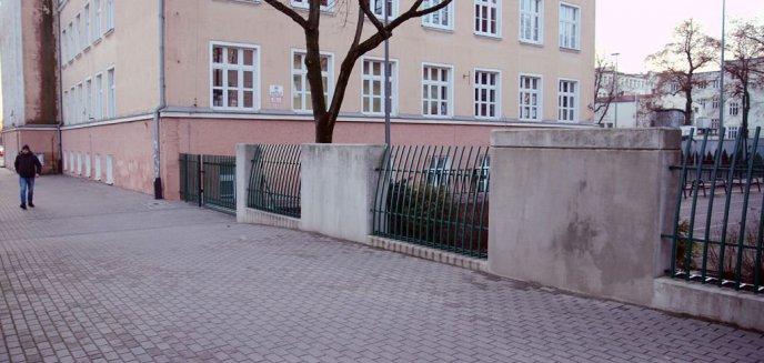 Artykuł: Street art. Krótki żywot Stańczyka na murze przy Szkole Podstawowej nr 2 w Olsztynie