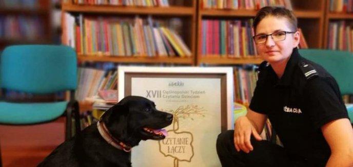 [WYWIAD] Rozmowa z Iloną Naspińską z Krajowej Administracji Skarbowej, przewodniczką psa służbowego