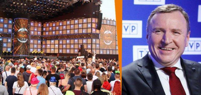 Artykuł: Rząd zmienił prawo, aby TVP mogła zorganizować imprezę sylwestrową w Ostródzie?