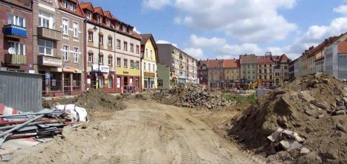 Bartoszyce. Sąd zajmie się sprawą nieprawidłowości przy rewitalizacji Starego Miasta