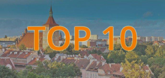 Artykuł: TOP 10 najchętniej czytanych artykułów na Portalu Miejskim Olsztyn.com.pl w 2020 roku