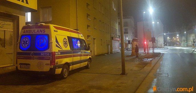 Artykuł: Próba samobójcza przy ul. Kościuszki w Olsztynie? [AKTUALIZACJA]