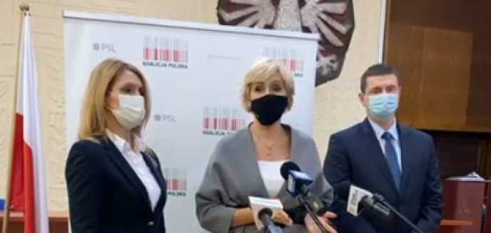 Urszula Pasławska, posłanka PSL: ''Jeden dzień lockdownu to 1,3 mld zł strat dla gospodarki''