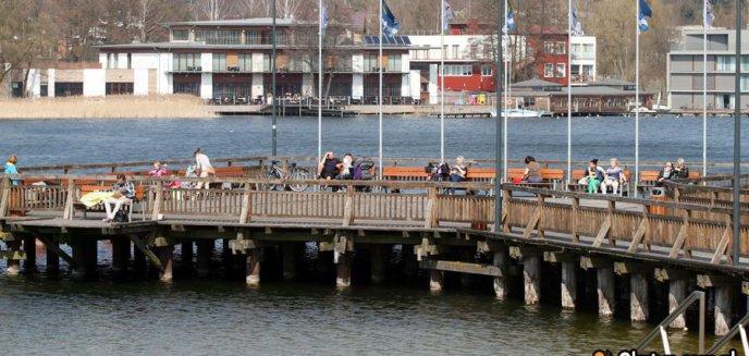 Artykuł: Molo na plaży miejskiej do naprawy. Miasto stara się o pieniądze od rządu