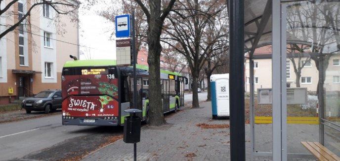 """""""Zimowy paradoks"""" komunikacji autobusowej w Olsztynie"""