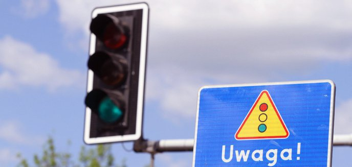Zmiany na ważnych skrzyżowaniach w Olsztynie. Będzie więcej ''kolizyjnych''