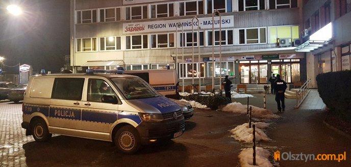 Artykuł: Napad na kantor w centrum Olsztyna. Trwa obława! [ZDJĘCIA, WIDEO] [AKTUALIZACJA]