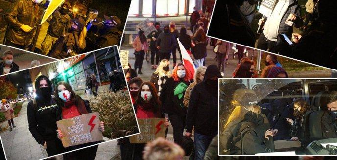Artykuł: Strajk Kobiet w Olsztynie. Sąd uchyla mandaty karne nałożone na uczestników protestu