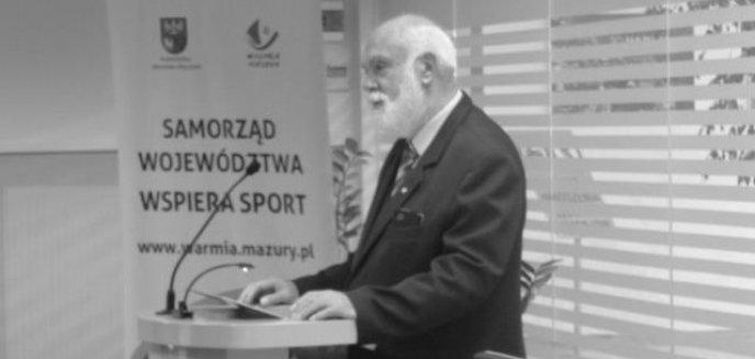 Artykuł: Zmarł Wacław Wasiela, postać związana z rozwojem młodzieżowego sportu na Warmii i Mazurach