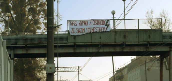 Artykuł: ''TVPiS wypad z Ostródy ze swoim Sylwestrem''. Jest finał sprawy wywieszenia kontrowersyjnego banera