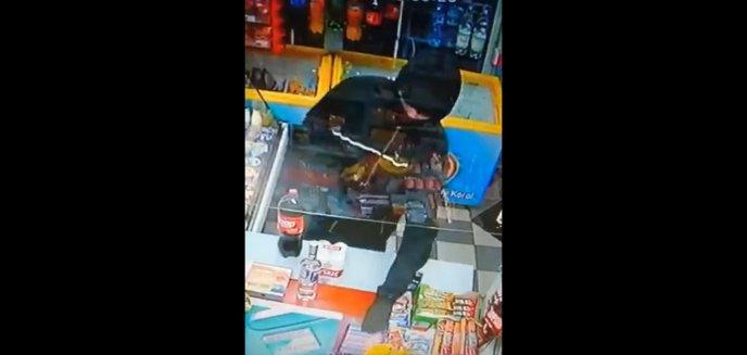 Artykuł: Zuchwałe kradzieże w olsztyńskich sklepach. Jeden ukradł alkohol, inni puszkę z datkami dla chorego dziecka [WIDEO]