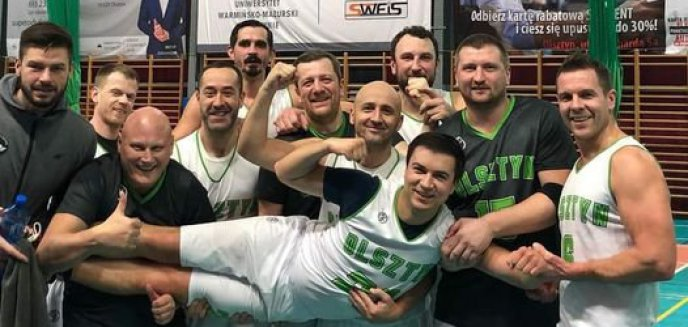 Artykuł: III liga koszykówki. Po raz kolejny w derbach Olsztyna lepszy AZS UWM