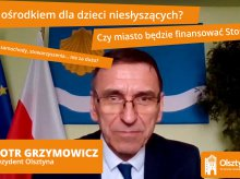Piotr Grzymowicz o budżecie, finansowaniu Stomilu, samochodach służbowych… [WIDEO]
