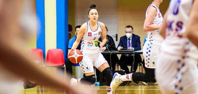 Koszykówka kobiet. KKS Olsztyn na podium