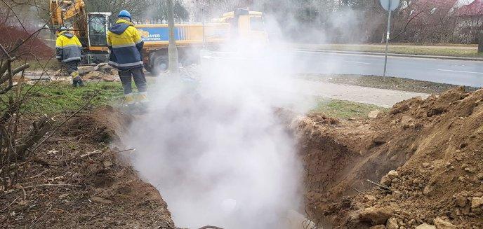 Artykuł: Poważna awaria na osiedlu Nagórki. Setki mieszkańców bez ciepłej wody i ogrzewania [ZDJĘCIA]