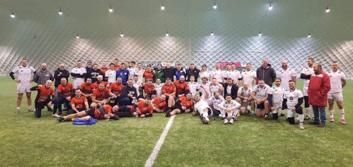 Rugby. Inauguracja olsztyńskiej piętnastki w… balonie