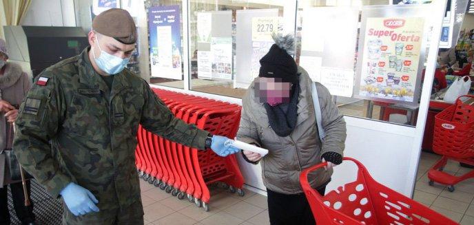 Artykuł: Do Olsztyna dotarły rządowe maseczki. Ruszyła dystrybucja [ZDJĘCIA, LISTA PUNKTÓW]