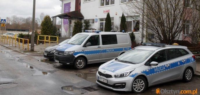 Artykuł: Interwencja policji w SP 101 przy ul. Mroza w Olsztynie. Ktoś miał rozpylić śmiercionośny gaz
