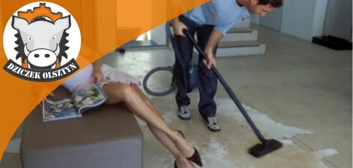 Artykuł: Seks ze sprzątaniem? Czemu nie... W olsztyńskim akademiku dzieje się!