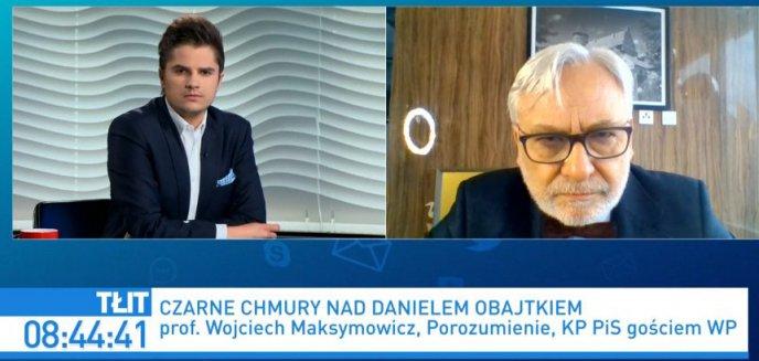 Artykuł: Profesor Wojciech Maksymowicz chce, aby prezes Orlenu Daniel Obajtek podał się do dymisji