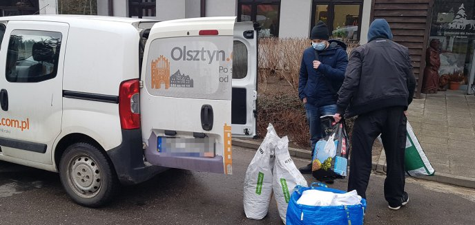 Artykuł: Akcja portalu Olsztyn.com.pl - schronisko dla zwierząt w Olsztynie otrzymało karmę i zabawki dla swoich podopiecznych [ZDJĘCIA]
